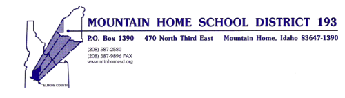 Mountain Home School District logo
