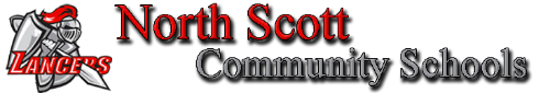 North Scott Community School District logo