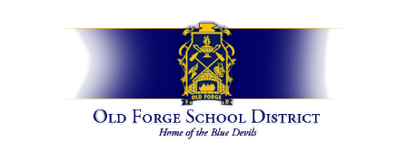 Old Forge School District  logo