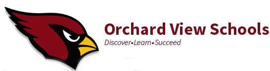 Orchard View Schools logo