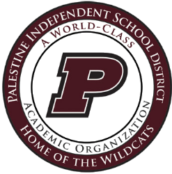 Palestine Independent School District logo