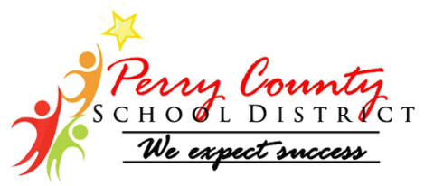 Perry County School District logo