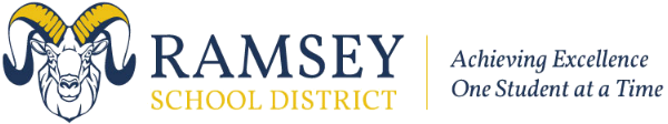 Ramsey School District logo