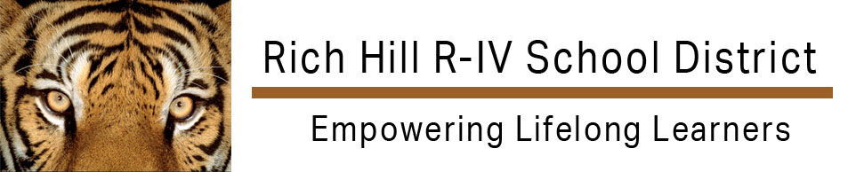 Rich Hill R-IV School District logo