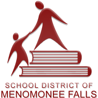 School District of Menomonee Falls logo