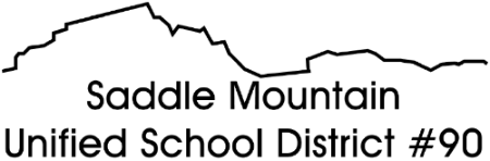 Saddle Mountain Unified School District logo