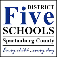 District Five Schools of Spartanburg County logo