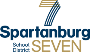 Spartanburg County School District Seven  logo