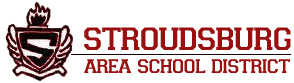 Stroudsburg Area School District logo