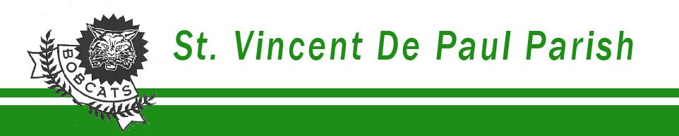 St. Vincent De Paul Grade School logo