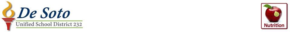 De Soto USD #232 logo