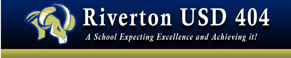 Riverton USD 404 logo