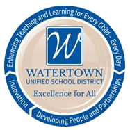 Watertown Unified School District logo