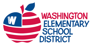 Washington Elementary School District logo