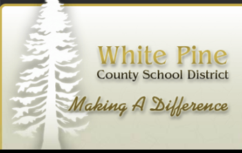 White Pine County School District logo