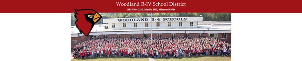 Woodland R-IV School District logo