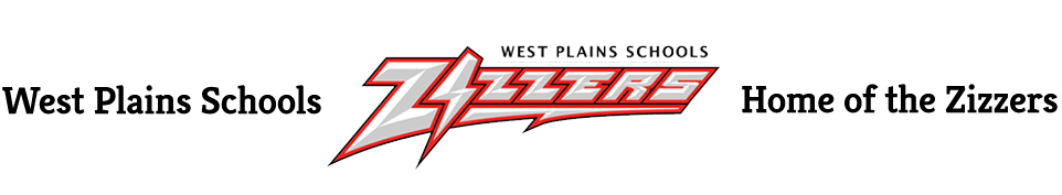 West Plains Schools logo