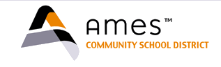 Ames Community School District logo