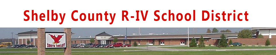 Shelby County R-IV School District logo
