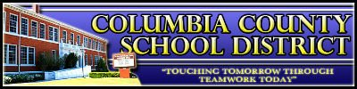 Columbia County School District logo
