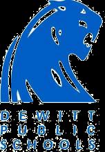 DeWitt Public Schools  logo