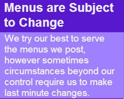 Image result for NATIONAL SCHOOL MENU GUIDELINES