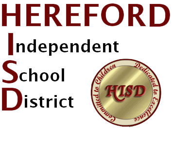 Hereford ISD logo