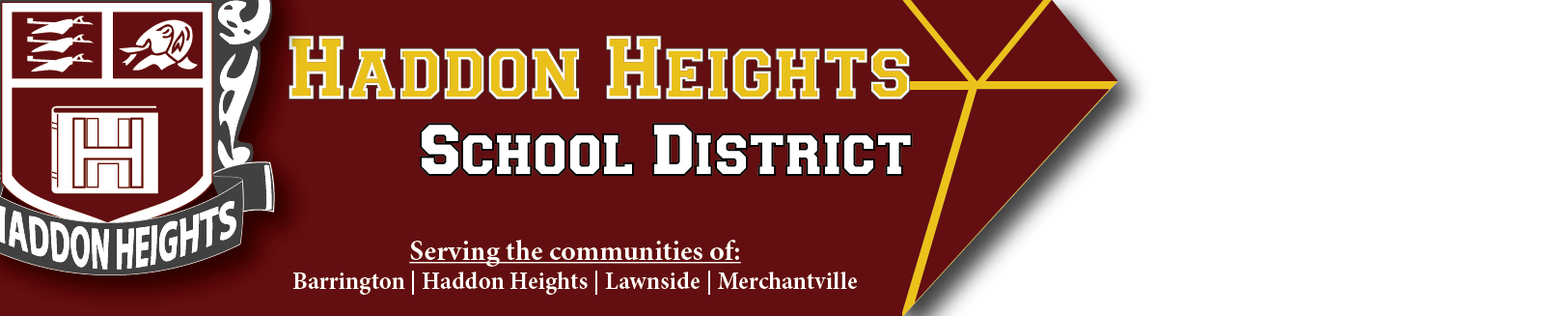 Haddon Heights School District logo