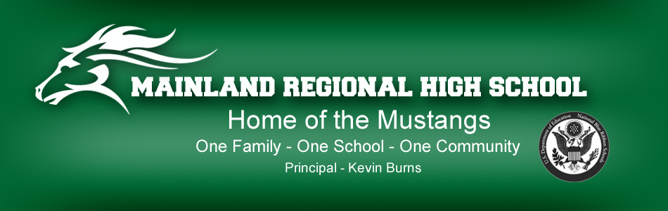 Mainland Regional High School logo