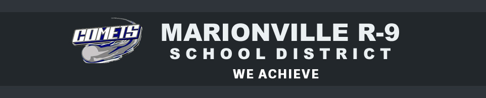 Marionville R-9 School District logo