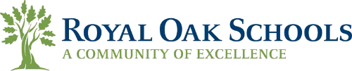 Royal Oak Schools logo