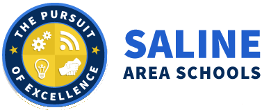 Image result for saline area schools logo