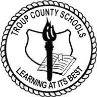 Troup County School System logo